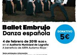 Ballet Embrujo, Danza española